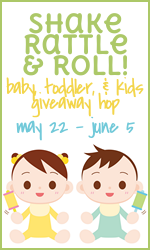 Shake Rattle & Roll Giveaway Hop