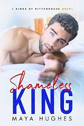 Shameless King by Maya Hughes - Book Review, Interview & Giveaway