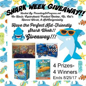 Shark Week Giveaway