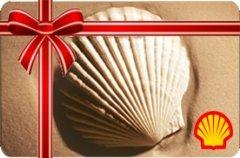 Shell Gift Card""