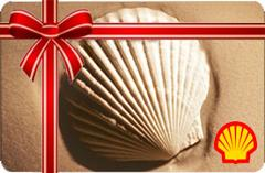 """Shell Gift Card"""""""