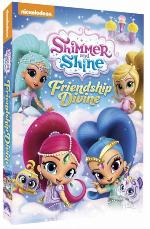 Shimmer And Shine Friendship Divine DVD