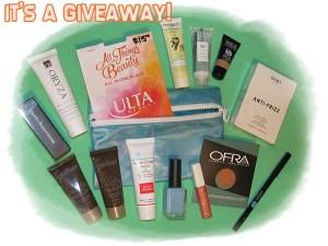 Shimmering Aqua July Ipsy Glam Bag Giveaway and an Ulta Gift Card