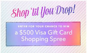 Shop Til You Drop Sweepstakes