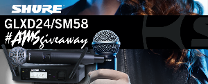 Shure GLXD Wireless Giveaway