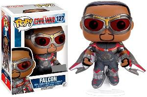 Signed Anthony Mackie Falcon Pop