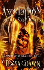 Signed copy of Axeviathon – Son of Dragons + $25 Amazon gift card