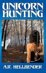 signed copy of Unicorn Hunting""