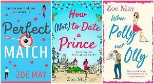 Signed paperback copy of Perfect Match OR How (Not) To Date A Prince by Zoe May (winner's choice)