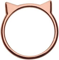 Silver Phantom Jewelry Cat Ear Ring from Camilla Isley