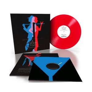 Simple Favor on Blu-ray and the official vinyl soundtrack