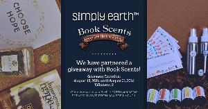 Simply Earth & Book Scents Subscription Box Giveaway