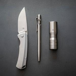 Sinner Customs Tri-EDC Flashlight ($350)