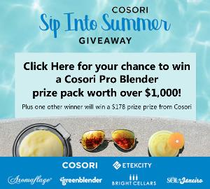 Sip Into Summer- Multi-Company giveaway
