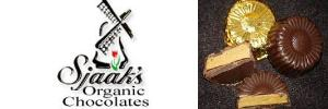 Sjaak's Organic Chocolates Holiday Giveaway