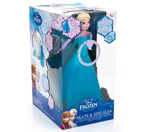 Skate and Sing Elsa doll Giveaway!