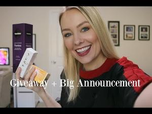 Skincare prize pack Giveaway