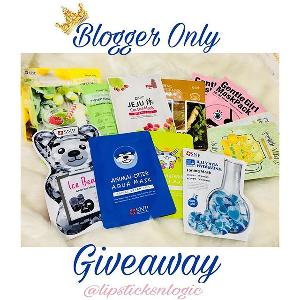 Skincare products giveaway!