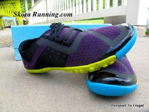Skora Running Shoes. *Note* these shoes are not meant for everyday