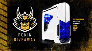 SkyTech ArchAngel Gaming PC Giveaway