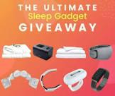 sleep gadgets $1,200 in prizes