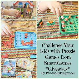 SmartGame Products Giveaway!