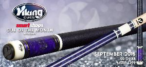 SmartShops Limited Edition Cue of the Month