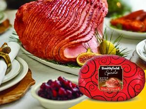 Smithfield Spiral Sliced Ham Holiday Prize Package Giveaway!