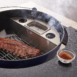Smokenator Weber Kettle Smoker Kit Giveaway