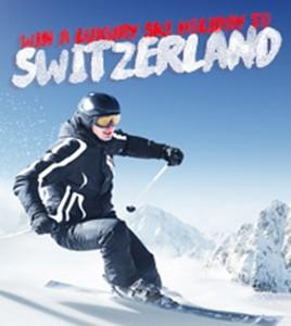 Snowboarding Holiday for Four in Switzerland!
