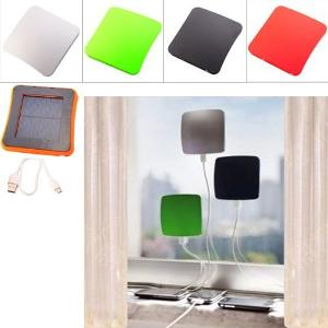 Solar Power Window Charger for iPhone