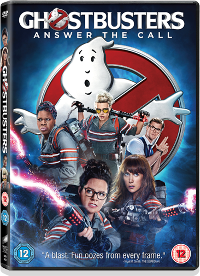 Sony TV, home theatre set and Ghostbusters boxset Giveaway!