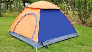 Spacious, Waterproof 2-Man Tent