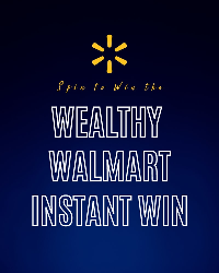 Spin to win a one of ten, $10 Walmart gift cards!