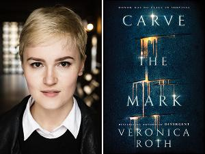 Spotlight: CARVE THE MARK by Veronica Roth—Excerpt + Giveaway