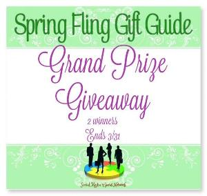 Spring Fling Grand Prize Giveaway