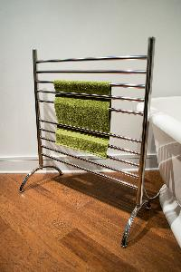 Stainless Steel Towel Warmer ($250)