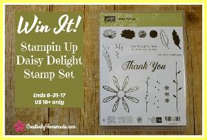 Stampin Up Daisy Delight Stamp Set