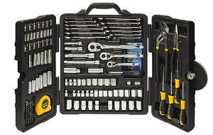 Stanley 170-Piece Homeowner's Tool Kit""