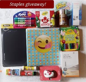 Staples Prize Pack