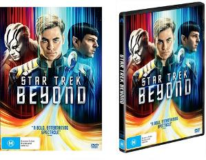 Star Trek Beyond DVDs Giveaway - (Australia Residents Only)