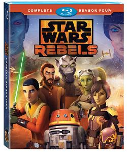 Star Wars Rebels: The Complete Fourth Season