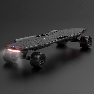 Stark electric skateboard
