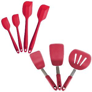 Starpack 7-Piece Silicone Spatula and Turner Set Giveaway