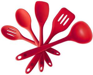 StarPack Silicone Kitchen Utensil Set Giveaway