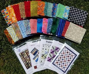 Stunning Fabric and Pattern Bundle Giveaway