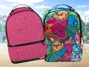 STYLISH BACKPACK FROM SPRAYGROUND GIVEAWAY!