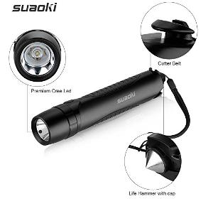 Suaoki Emergency 4-in-1 Flashlight