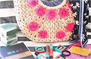 Summer Lockdown Giveaway! Cute Tote Bag, Happy Book & Journal, L'Oreal Paris Makeup + Skincare & More!