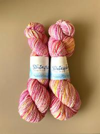 Sunset Stratosphere Brown Sheep Yarn Giveaway